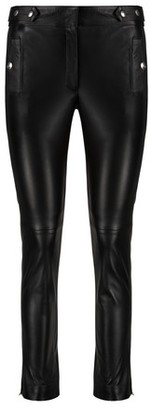 Vanessa Bruno Leather Nomad trousers