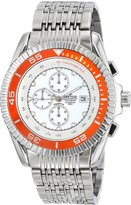 Sartego Men's SPCB25 Ocean Master Quartz Chronograph Watch