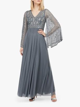 Monsoon Fleur Embellished Maxi Dress