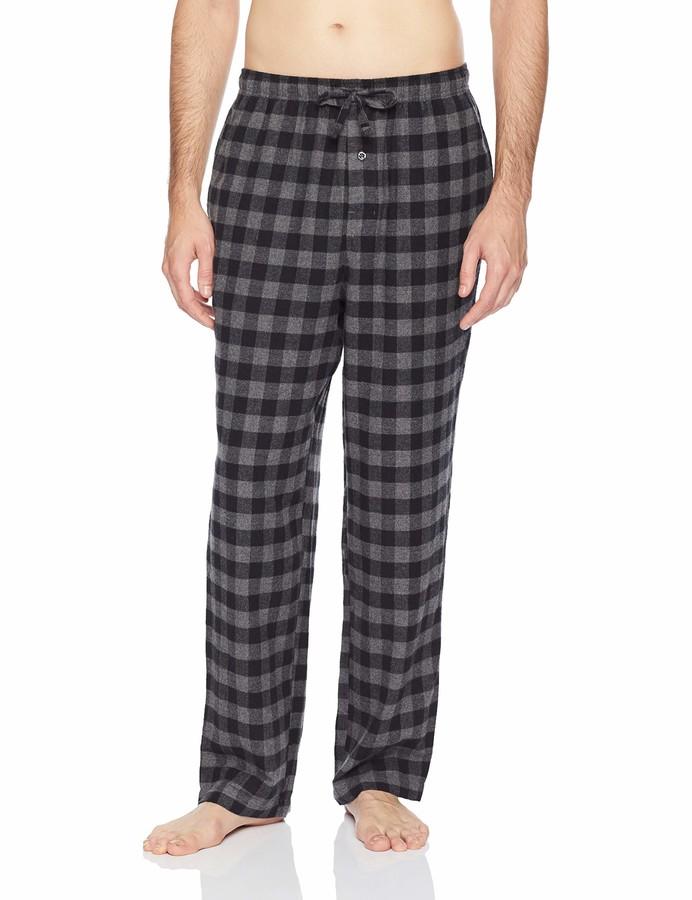 Essentials Mens Flannel Pajama Pant