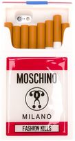 Moschino Fashion Kills iPhone 6 case - women - Polyamide - One Size