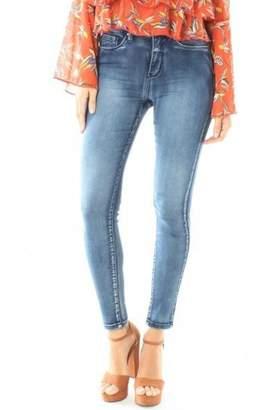 Funky Soul Denim Second Skin Hi Rise Jeans