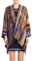 Missoni Bright Plaid Shawl