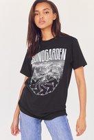 Urban Outfitters Soundgarden Logo Tee