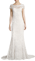 BHLDN Elinor Embroidered Lace Gown