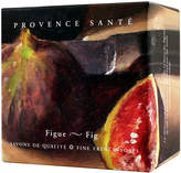 Provence Sante Fig Gift Soap 2 Bar Set by 2.7ozea Bar)