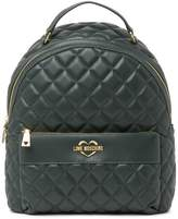 Love Moschino Borsa Quilted Backpack