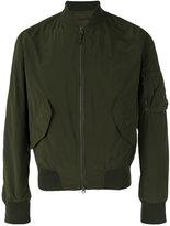 Aspesi zipped bomber jacket - men - Polyester/Polyamide - M