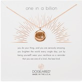 Dogeared 1 in a Billion Sparkle Necklace, 16