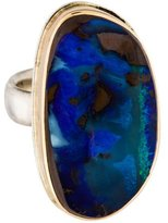 Jamie Joseph Boulder Opal Cocktail Ring