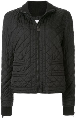 Chanel Pre Owned Sports quilted jacket