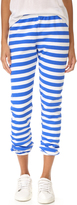 Wildfox Couture Nautical Stripe Sweatpants
