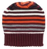 Missoni Maroone Knitted Beanie Wool Blend Hat.