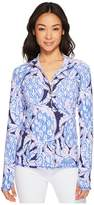 Lilly Pulitzer Luxletic Serena Jacket Women's Jacket