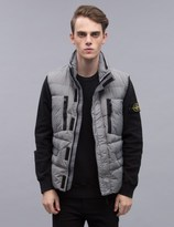 Stone Island Garment Dyed Crinkle Reps NY Down