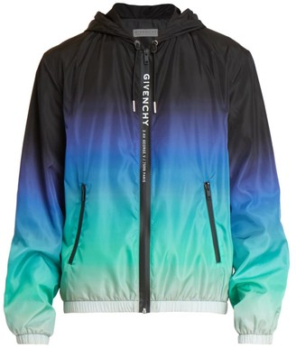 Givenchy Address Band Windbreaker