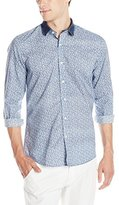 Antony Morato Men's Meyer Long-Sleeve Shirt