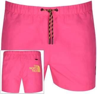The North Face Masters Of Stone Shorts Pink