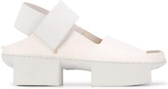 Trippen Revise F platform sandals