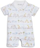 Kissy Kissy Infant Boys' Safari Print Romper - Sizes 0-9 Months