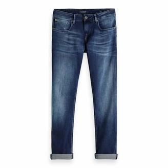 Scotch & Soda Men's Tye Slim Jeans
