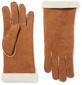 Anderson & Sheppard - Shearling Gloves - Tan