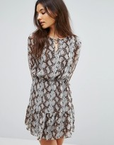 Greylin Sellia Pintucked Dress