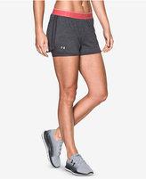 Under Armour HeatGear 3-in-1 Shorts