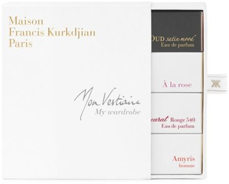Francis Kurkdjian My Wardrobe Fragrance Bundle For Him