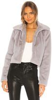 superdown Tianna Faux Fur Jacket