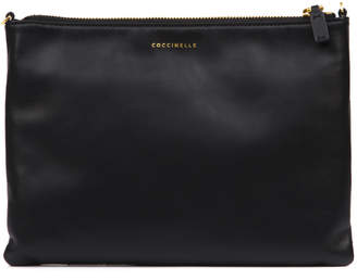 Coccinelle Black Best Leather Bag