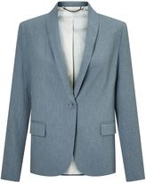 Jigsaw Seersucker Portofino Jacket