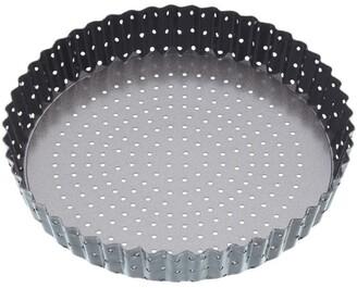 Mastercraft Crusty Bake Loose Base Round Flan/Quiche Pan
