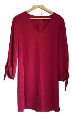 Tara Jarmon Pink Silk Dresses