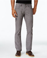 INC International Concepts Men's Slim-Fit Stretch Corduroy Pants, Only at Macy's