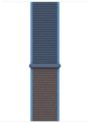 Apple 44mm Surf Blue Sport Loop