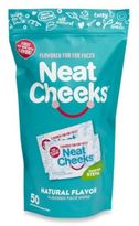 NeatCheeks® 50-Count Face Wipes in Natural