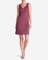 Eddie Bauer Women's Aster Crossover Dress - Spacedye