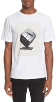 Saturdays Nyc Cube Graphic T-Shirt