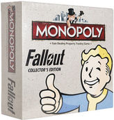 NEW Games Fallout Monopoly: Collector's Edition