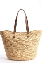 Buji Baja French Straw Tote