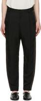 Robert Geller Black Casper Trousers