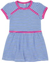 Juicy Couture Outlet - BABY KNIT STRIPE SHORT SLEEVE DRESS