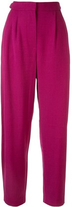 Roksanda High Waisted Tapered Trousers