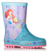 Disney George Princess Ariel Wellington Boots