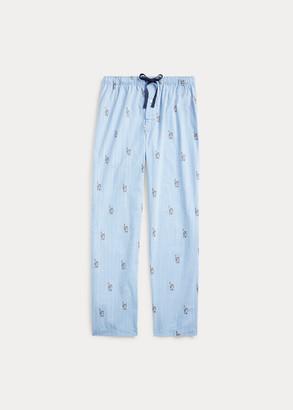 Ralph Lauren Polo Bear & Crest Pajama Pant