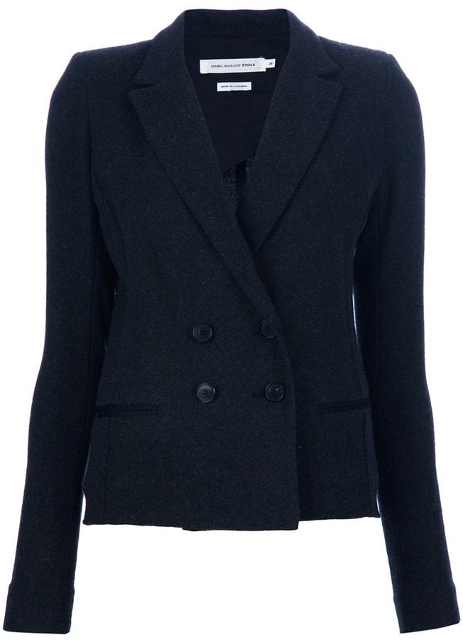 Etoile Isabel Marant Double breasted blazer