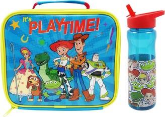 Toy Story Rectangular Lunch Bag & Bottle