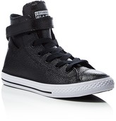 Converse Girls' Stingray Embossed Brea High Top Sneakers - Toddler, Little Kid