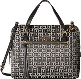 Tommy Hilfiger Naomi - Convertible Dome Satchel